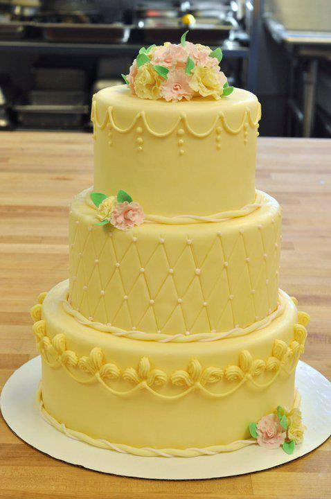 Wedding Cakes - The Bakery Waterford