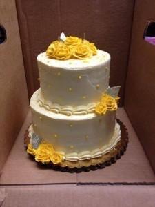 wedding vcake 2